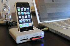 Griffin Desktop Dock Charger+Card Reader for iPod Video Classic iPhone 4S 3GS