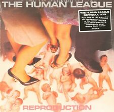 Reproduction  THE HUMAN LEAGUE Vinyl Record