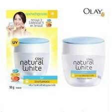 Olay Natural White Whitening Day Night Face Creams Dark Spots Uneven Skin Tones