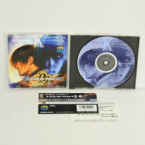 Neo Geo CD THE KING OF FIGHTERS 99 KOF Spine * 2161 nc