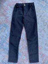 Zara Girls Grey Cord Jeans. Size 8. EUC