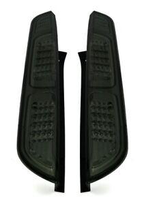 LED Rückleuchten Set für Ford Focus MK2 04 - 08 in Smoke Schwarz Heckleuchten