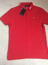 J Lindeberg Tour Issue Men's Golf Shirt in various sizes