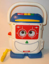 PLAYSKOOL Mr Mike VINTAGE Cassette Player Recorder and Mike ~  TOY STORY