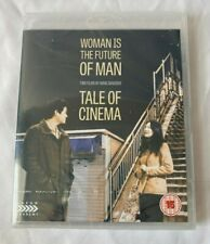 Woman Is the Future of Man/Tale of Cinema - Blu Ray - Arrow Academy - SEALED