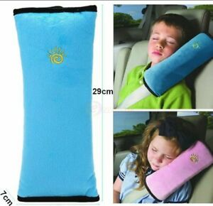 Kids Seat Belt Pad Shoulder Child Safety Cushion Harness Protect Support Pillow