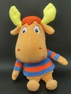 Backyardigans Tyron The Moose 8 Inches Beanie Baby Nickelodeon Show