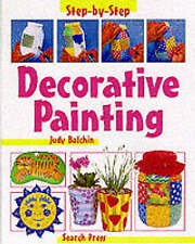 Decorative Painting by Judy Balchin (Paperback, 2001) Childrens Art Craft Book