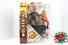 MARVEL SELECT WOLVERINE & KITTY PRYDE X-MEN DAYS OF FUTURE PAST WOLVERINE KITTY