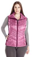 Champion Women's Hybrid Ruched Vest (Berry size XL) - 857
