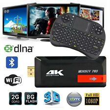 MK809IV Pro Smart Dongle Smart TV Stick Android5.1 Quad Core 2G+8G 4K+Keyboard