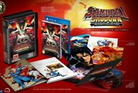 Samurai Shodown Collector's Edition Neo Geo Collection PS4 Playstation 4 + Book