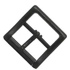 """Black Buckle Roller Bar Square 1"""" 2053-13"""