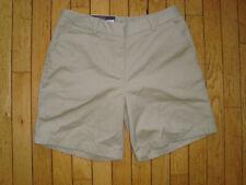 Nautica Girls School Uniform Shorts Size 16 Regular Bnwt@$28.00