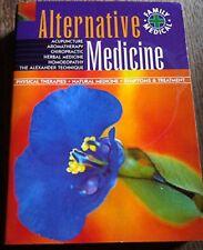 ALTERNATIVE MEDICINE By NONE