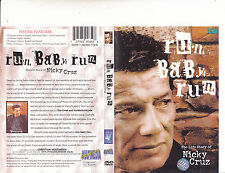 Run Baby Run-The Life Story of Nicky Cruz-Religion Christian Multimedia-DVD