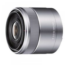 SONY SEL30M35 E 30mm F3.5 Macro Lens for E mount With Tracking Japan