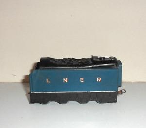 HORNBY DUBLO 3-RAIL PREWAR TENDER FOR EDL1 LNER 4-6-2 SIR NIGEL GRESLEY
