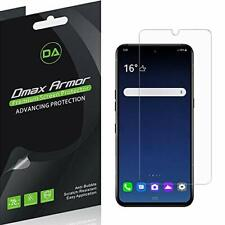 6-Pack Dmax Armor HD Clear Screen Protector shield for LG V60 ThinQ