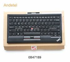 0B47189 Lenovo ThinkPad Keyboard Compact Bluetooth Wireless & Wired Trackpoint