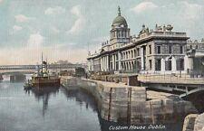 DUBLIN ( Ireland) : Custom House -LAWRENCE