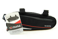 ZEFAL FRAME Z PACK BICYCLE FRAME STORAGE BAG