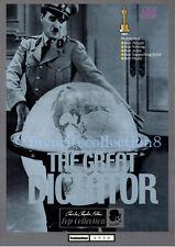 The Great Dictator (all Reg DVD 1940) Charles Chaplin Paulette Goddard as