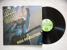 "LP BOB MARLEY & THE WAILERS ""Soul revolution"" ESP 7503 FRANCE §"