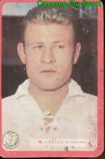018 STEPHANE BRUEY SCO.ANGERS FOOTBALL CARTE MIROIR SPRINT 1960's RARE