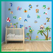 Décorations murales et stickers amovibles enfants pour la maison
