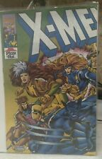 X-Men Pizza Hut Tray Liner 1993 Mint Condition, Unused, Bagged since New!