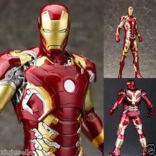 Marvel Avengers Age of Ultron Iron Man Mark 43 ARTFX Action Statue Figure 27cm