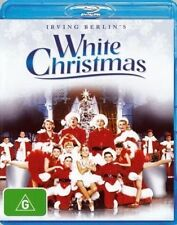 White Christmas Blu-ray Region B Aust Post