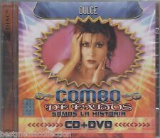 Dulce CD NEW + 1 DVD Combo De Exitos SOMOS LA HISTORIA