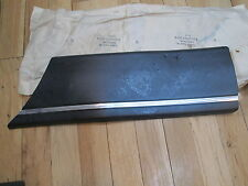 NOS 1984 1985 FORD TEMPO QUARTER PANEL REAR MOULDING RH