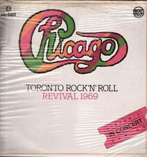 Chicago Lp 33giri Toronto Rock´n´Roll Revival 1969 Nuovo Sigillato SKI6001