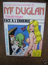 FRANCE SUD / MR DUGLAN  FRANCAIS MOYEN  / NUMEROS 1