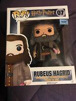 "Harry Potter - Rubeus Hagrid 6"" Funko Pop! Vinyl"