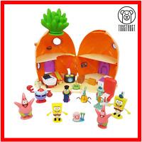 Spongebob Squarepants Pineapple House Playset w Figures Accessorise Nickelodeon