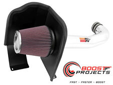 K&N 77 Series High-Flow Performance Air Intakes SILVERADO / SIERRA 77-3082KP
