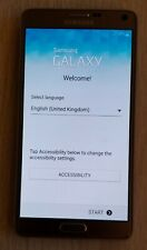 Samsung Galaxy Note 4 32GB - gold factory  unlocked Smartphone