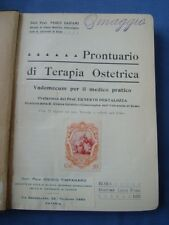 MEDICINA-GAIFAMI-PRONTUARIO DI TERAPIA OSTETRICA-CON FOTO PAOLO GAIFAMI JUNIOR