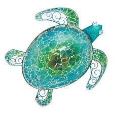 "Regal Mosaic Sea Turtle Wall Decor 18"""