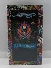 Ed Hardy Hearts and Daggers for Men EDT 3.4 oz / 100 ml Spray - New in Box