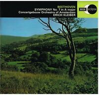 Beethoven: Symphonie N.7 / Erich Kleiber, Concertgebouw Orchestra Amsterdam - LP