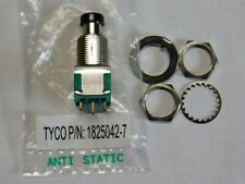 Alcoswitch Te 1825042 7 5 1437567 3 Dpdt Momentary Pushbutton Switch