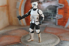 Biker Scout dirty Star Wars Power Of The Jedi 2000