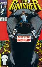 Marvel The Punisher Comic Book Volume 2 Issue 48 May 1991 Approved by Comic Code