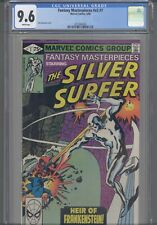 Fantasy Masterpieces V2 #7 CGC 9.6 1980 Marvel Comic Silver Surfer:  New Frame