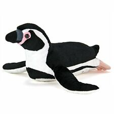 Real Plush Doll Humboldt Penguin Swimming Colorata japan
